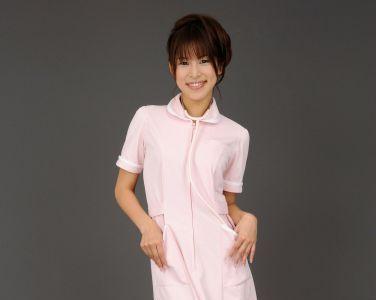 [RQ-STAR美女] NO.01100 Umi Kurihara 栗原海 Nurse Costume[72P]