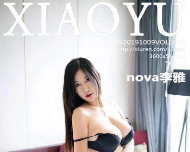 [XIAOYU语画界]2019.10.09 VOL.166 nova李雅[72P]