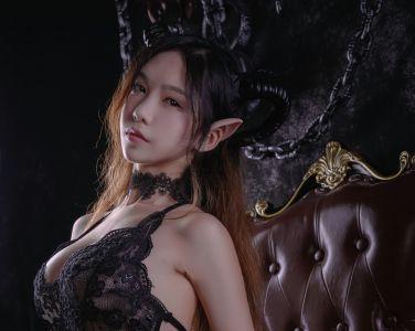 [Cosplay]抖娘 - 魅魔[36P]