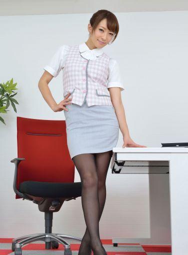 [RQ-STAR美女] NO.00758 Tomoka Tsukimura 月村ともか Office Lady[80P]