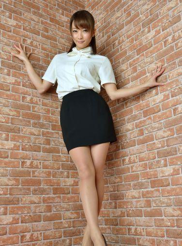 [RQ-STAR美女] NO.00762 Tomoka Tsukimura 月村ともか Office Lady[80P]