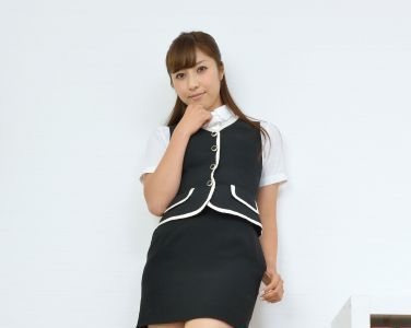 [RQ-STAR美女] NO.00737 Shoko Okasaki 岡咲翔子 Office Lady[80P]