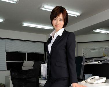 [RQ-STAR美女] NO.0155 Emiri Fujimura 藤村えみり Recruit Style[62P]
