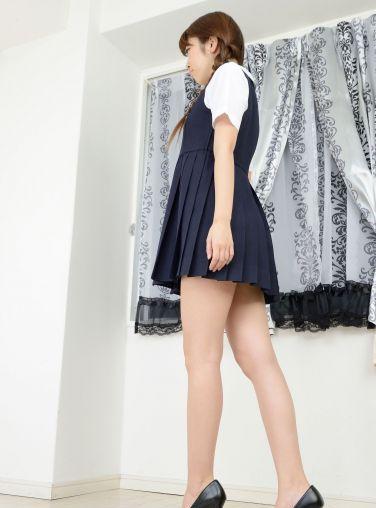 [RQ-STAR美女] NO.00912 Chitose Shinjyo 新庄千歳 School Girl[98P]