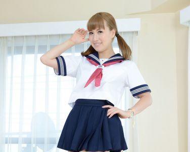 [RQ-STAR美女] NO.00943 Nozomi Misaki 心咲のぞみ School Girl[90P]
