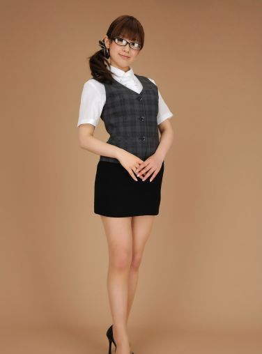 [RQ-STAR美女] NO.0179 Chika Tohno 遠野千夏 Office Lady[120P]