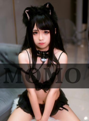 [Cosplay]蠢沫沫 - 黑猫[45P]