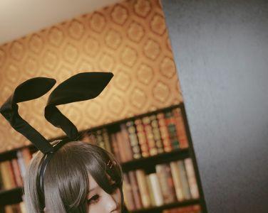 [Cosplay][五更百鬼]樱岛麻衣兔女郎[38P]