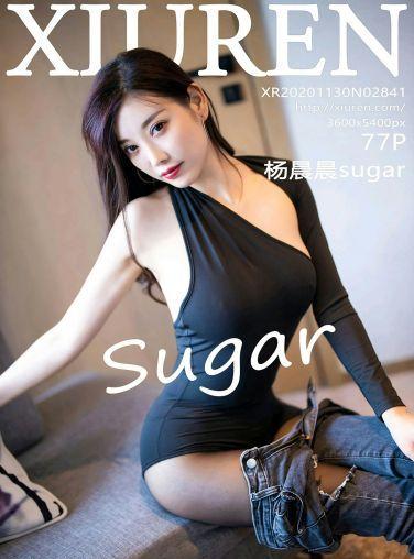 [XiuRen秀人网] 2020.11.30 No.2841 杨晨晨sugar[72P]
