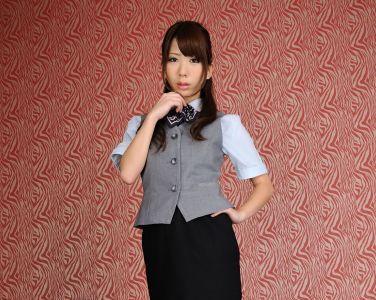 [RQ-STAR美女] NO.00476 Kei Maeda 前田慶 Office Lady[140P]