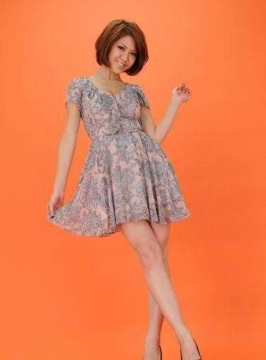 [RQ-STAR美女] NO.00457 Akari Arimura 有村亜加里 Private Dress[65P]
