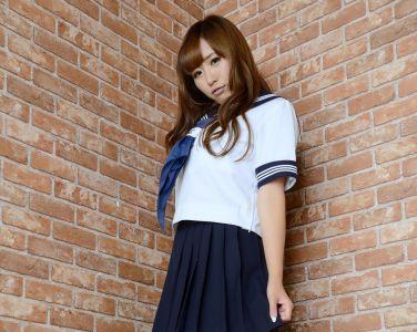 [RQ-STAR美女] NO.00839 Marina Kashiwagi 柏木まりな Sailor Style[70P]