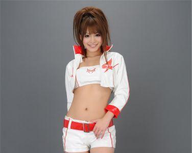 [RQ-STAR美女] No.1142 Megumi Haruna 春菜めぐみ Race Queen[121P]