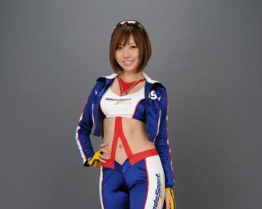 [RQ-STAR美女] NO.00462 Sayuri Kawahara 河原さゆり Race Queen[181P]