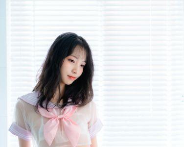 清纯妹子西瓜 - 私房浴缸[23P]