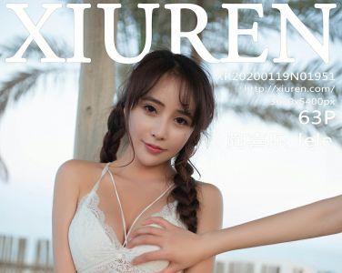 [XiuRen秀人网]2020.01.19 No.1951 陶喜乐_lele[63P]