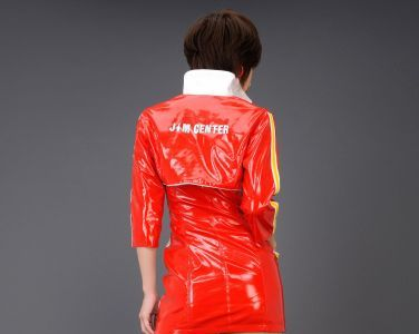 [RQ-STAR美女] NO.0088 Akiko Fujihara 藤原明子 Race Queen - 2008 Jim Gainer[100P]