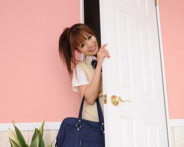 [RQ-STAR美女] NO.00466 Megumi Haruna 春菜めぐみ High School Girl[88P]
