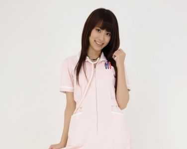 [RQ-STAR美女] NO.00148 Anna Hayashi 林杏菜 Nurse Costume[136P]
