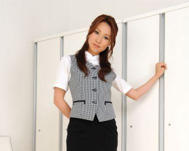 [RQ-STAR美女] NO.0192 Megumi Yano 矢野めぐみ Office Lady[59P]
