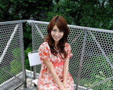 [RQ-STAR美女] NO.0029 Yuka Yamazaki 山崎友華 Swim Suits - Black[124P]