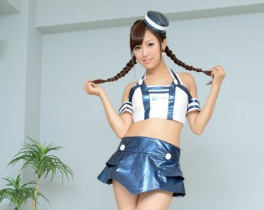 [RQ-STAR美女] NO.00930 Karen Takeda 武田華恋 Race Queen[100P]