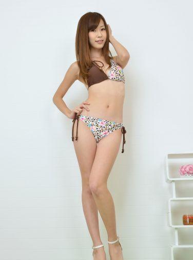 [RQ-STAR美女] NO.01015 Nao Kitamura 北村奈緒 Swim Suits[85P]