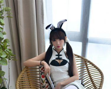Cos小姐姐雪琪 – 七三旗袍[26P]