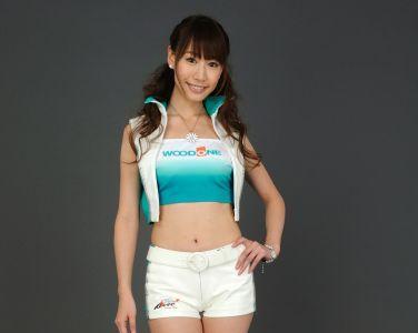 [RQ-STAR美女] NO.00112 Rina Yamamoto 山本里奈 Race Queen[120P]