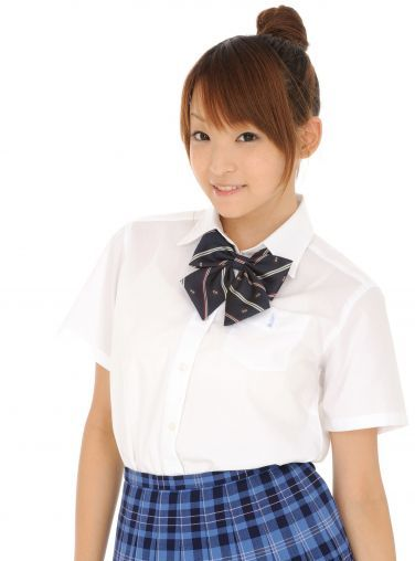 [RQ-STAR美女] NO.01152 Mio Aoki 青木未央 Student Style[50P]