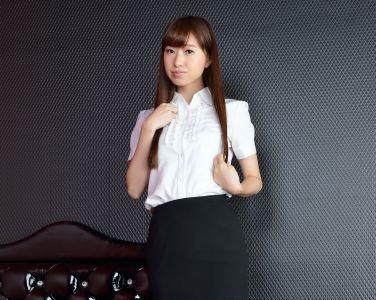 [RQ-STAR美女] NO.00894 Ikumi Aihara 相原育美 Office Lady[90P]
