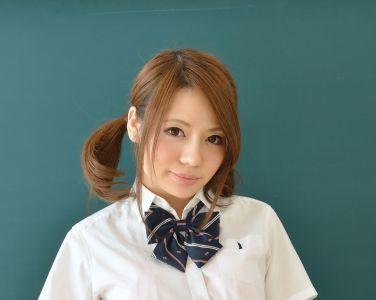[RQ-STAR美女] NO.00785 Nao Okuno 奥野奈緒 School Girl[60P]