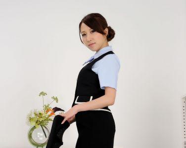 [RQ-STAR美女] NO.0329 Maria Kotoha 琴葉マリア Office Lady[100P]