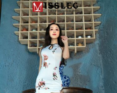[MISSLEG蜜丝]钻石版室内M系列 M007 蔷薇[60P]