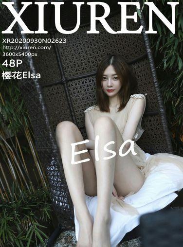 [XiuRen秀人网] 2020.09.30 No.2623 樱花Elsa[43P]