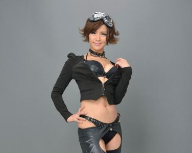 [RQ-STAR美女] NO.00770 Norie Mine 峰のりえ Race Queen[80P]