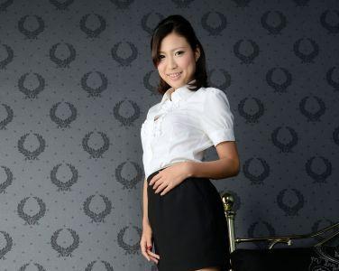 [RQ-STAR美女] NO.00869 Ayano Suzuki 鈴木あやの Office Lady[95P]