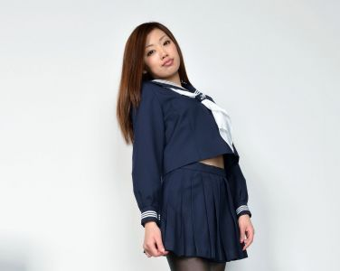 [RQ-STAR美女] NO.01058 Miho Abe あべみほ School Girl[90P]