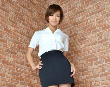 [RQ-STAR美女] NO.00768 Norie Mine 峰のりえ Office Lady[80P]