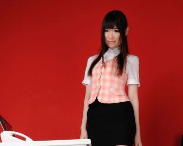 [RQ-STAR美女] NO.00566 Eri Tomoki 友木えり Office Lady[77P]