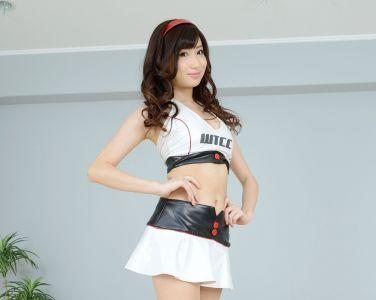 [RQ-STAR美女] NO.00938 Ririno Oomiya 大宮梨々乃 Race Queen[100P]