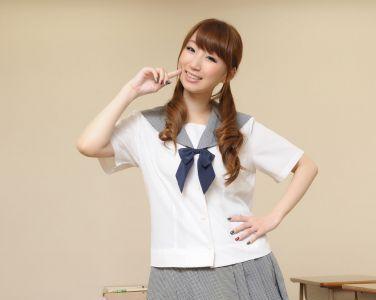 [RQ-STAR美女] NO.00571 Kana Arai 荒井嘉奈 School Girl[153P]