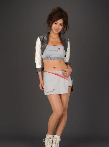 [RQ-STAR美女] NO.0203 Natsumi Senaga 瀬长奈津実 Race Queen[105P]