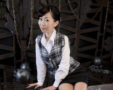 [RQ-STAR美女] NO.01012 Nanako Hayama 葉山なな子 Office Lady[70P]