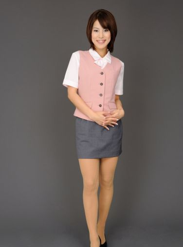[RQ-STAR美女] NO.01104 Umi Kurihara 栗原海 Office Lady[162P]