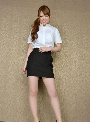 [RQ-STAR美女] NO.00790 Mai Onozeki 小野関舞 Office Lady[49P]