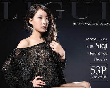 [Ligui丽柜]2020.03.22 网络丽人 Model 司琪[53P]