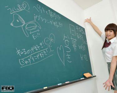 [RQ-STAR美女] NO.00726 Natsuki Higurashi 日暮なつき School Girl Style[100P]