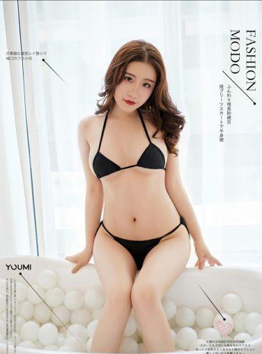[YouMi尤蜜] 2020.06.11 绯月樱-Cherry 纯氧尤蜜[27P]
