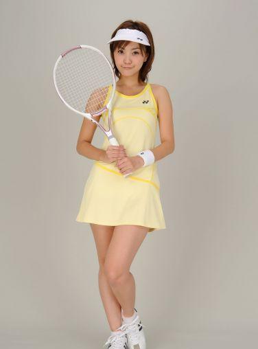 [RQ-STAR美女] NO.0221 Mina Momohara 桃原美奈 Tennis Player[54P]